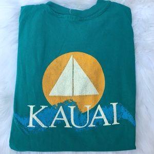 Vintage 90s Kauai Hawaii tee
